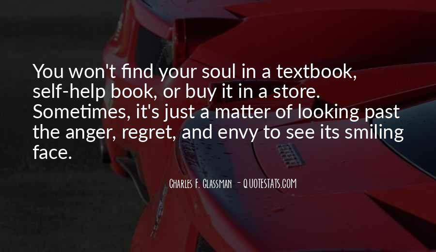 You Won't Regret Quotes #1471193