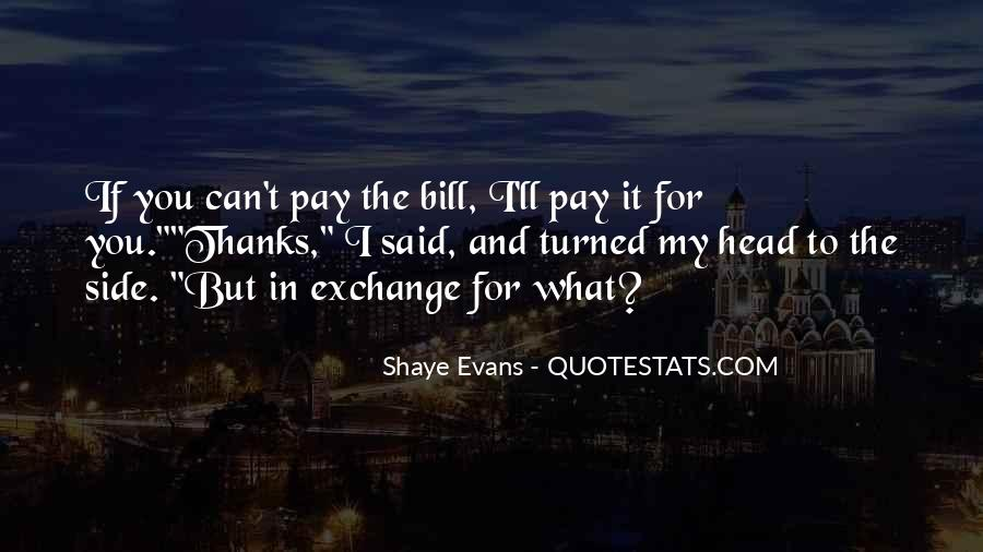 You'll Pay Quotes #145493