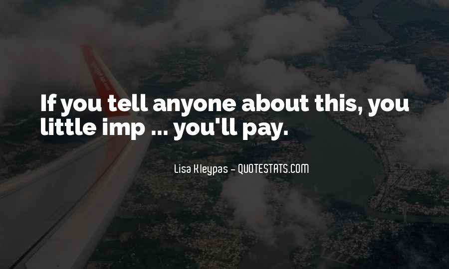 You'll Pay Quotes #245425