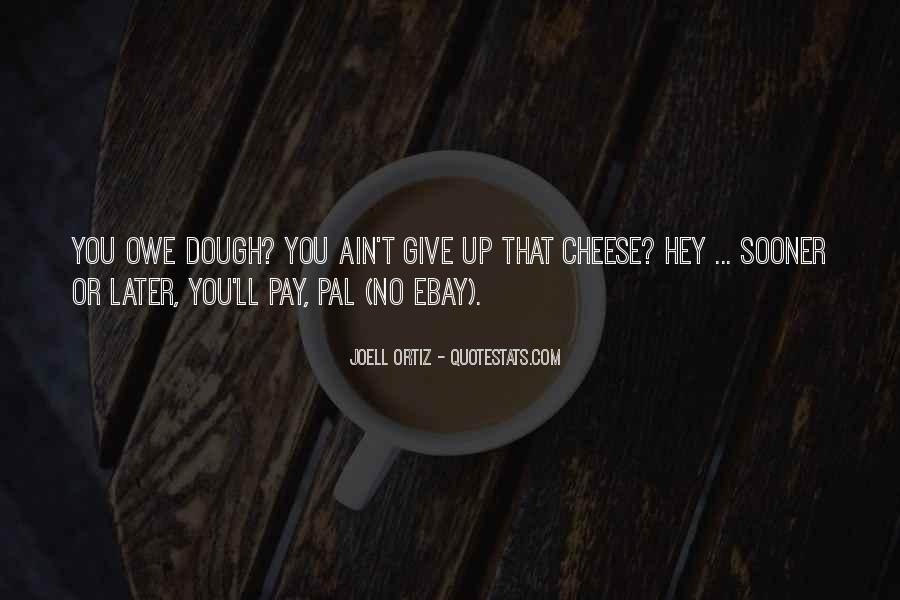 You'll Pay Quotes #773035