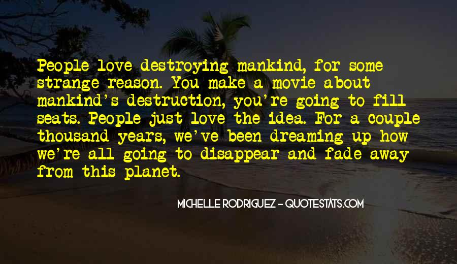 You're A Dream Quotes #152447