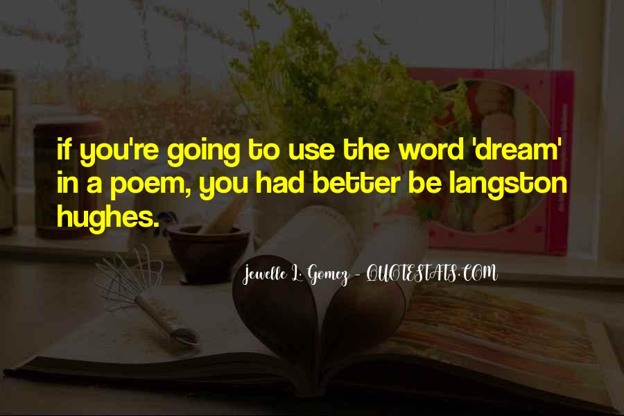 You're A Dream Quotes #255041