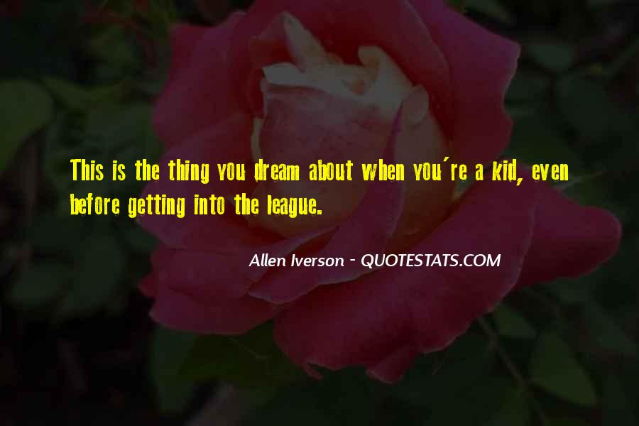 You're A Dream Quotes #584445