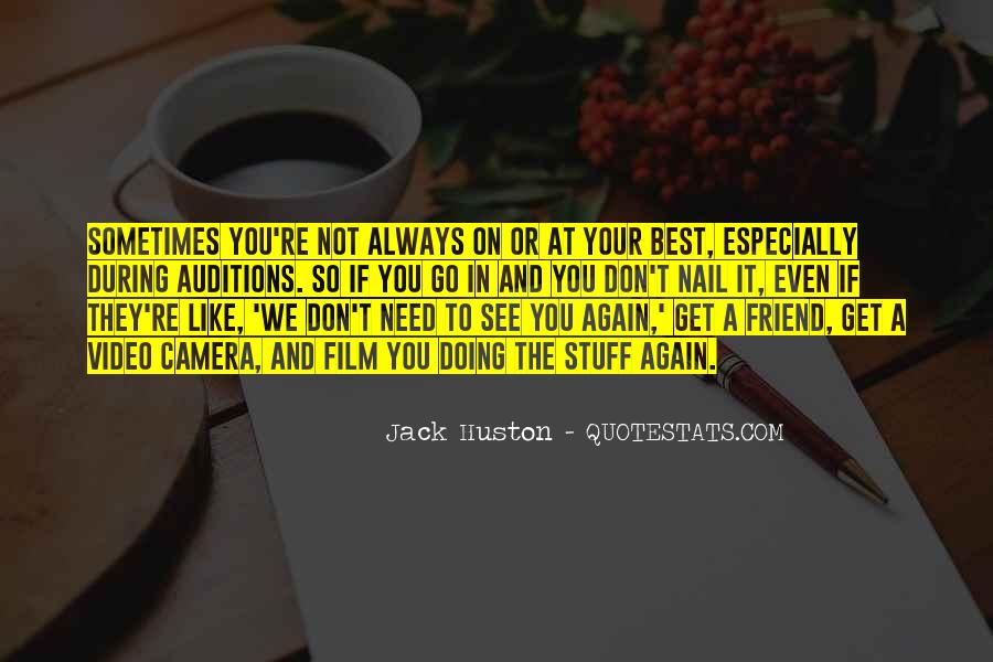 You're A Friend Quotes #132558