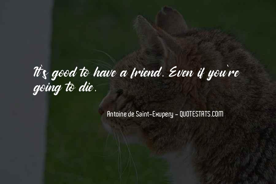 You're A Friend Quotes #144989