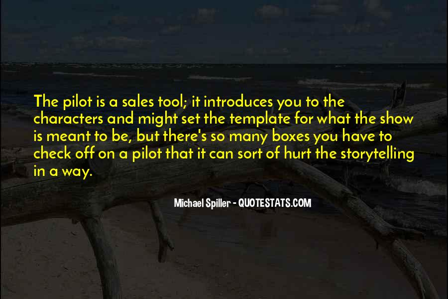 You're A Tool Quotes #280795