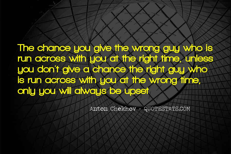 You're Always Wrong Quotes #102646