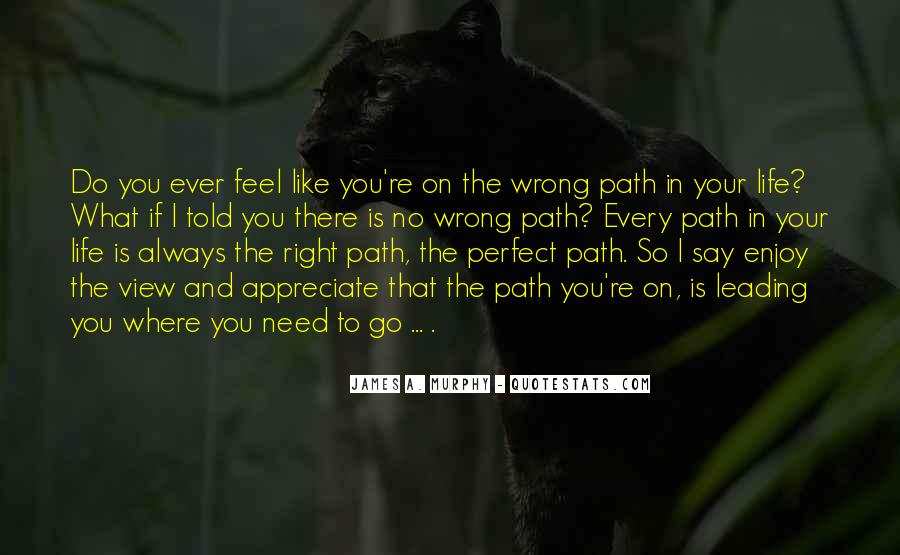 You're Always Wrong Quotes #1045012
