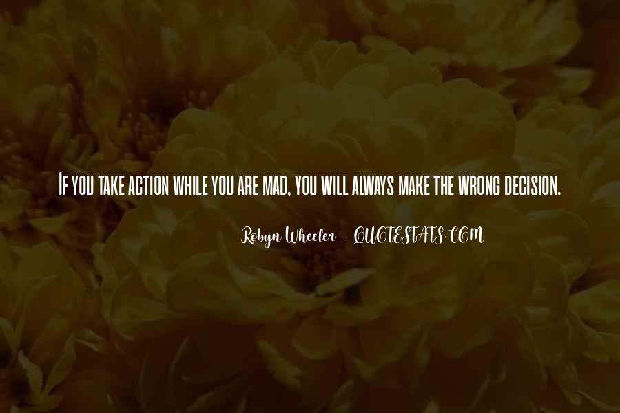 You're Always Wrong Quotes #115431