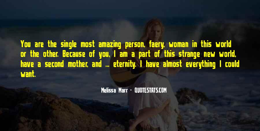 You're Amazing Because Quotes #1068917