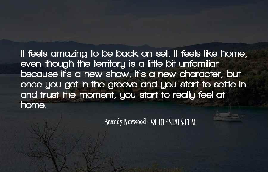 You're Amazing Because Quotes #1129522