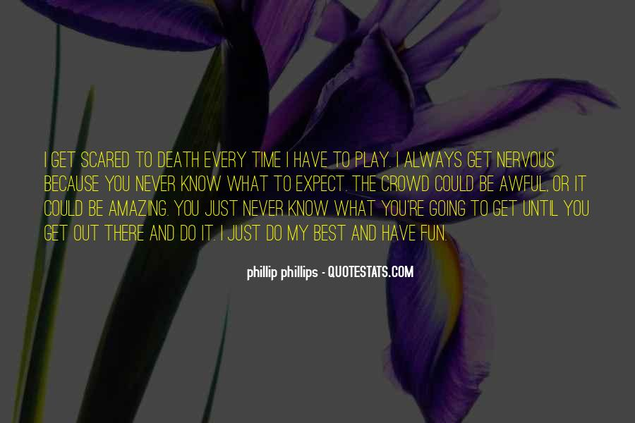 You're Amazing Because Quotes #1750161