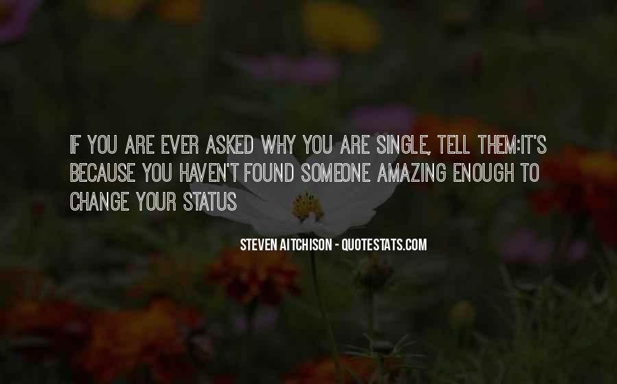 You're Amazing Because Quotes #343394
