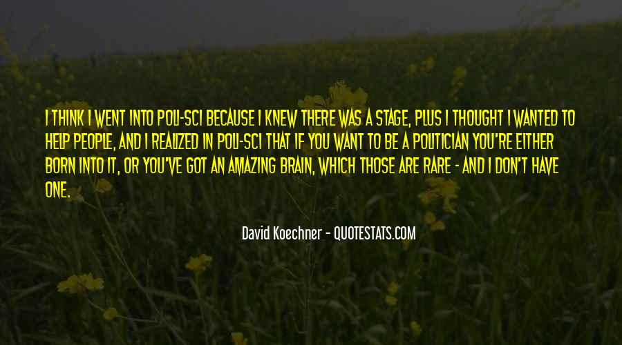 You're Amazing Because Quotes #861191