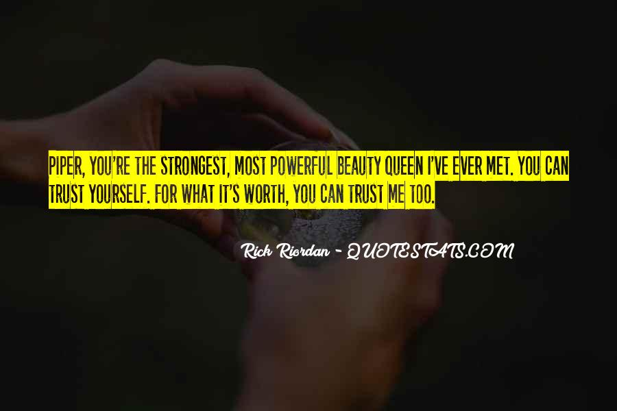 You're Beauty Quotes #173281