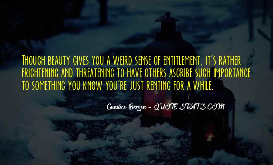 You're Beauty Quotes #175553