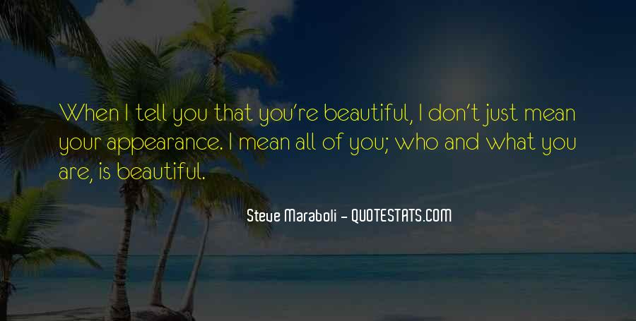 You're Beauty Quotes #316133