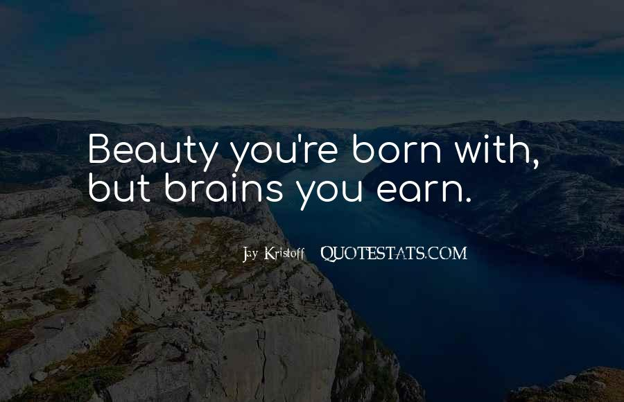 You're Beauty Quotes #35368