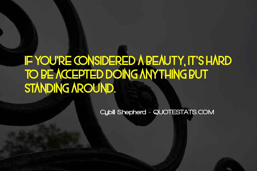 You're Beauty Quotes #372923