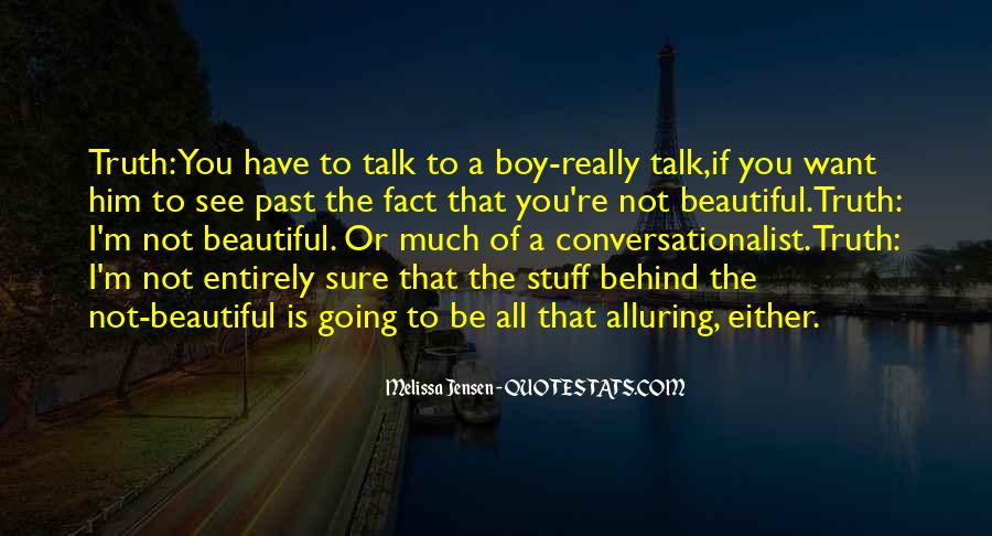 You're Beauty Quotes #665675