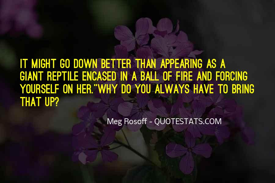 You're Better Than Her Quotes #839766