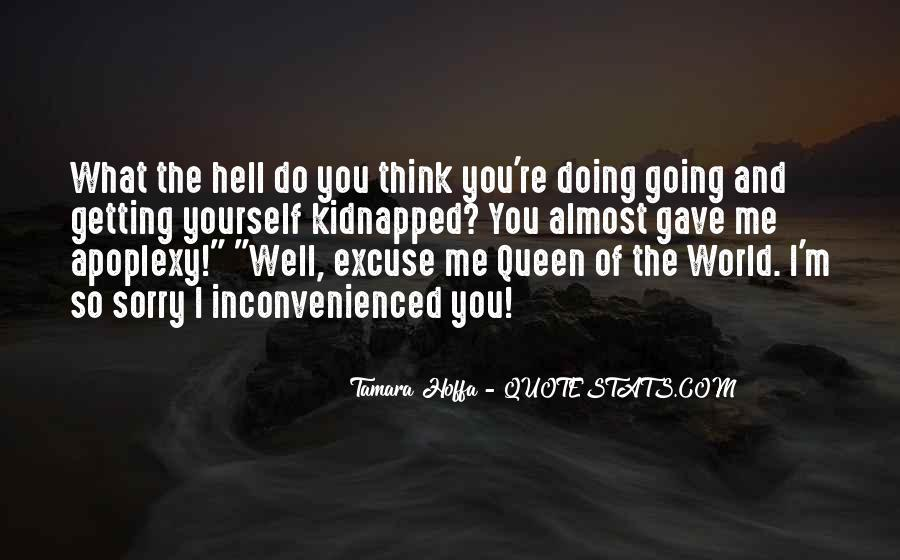You're Doing So Well Quotes #11408