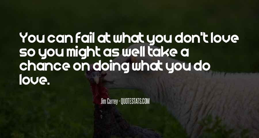 You're Doing So Well Quotes #1396530