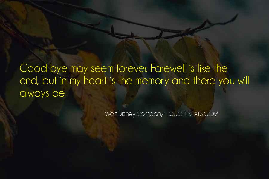 You're Forever In My Heart Quotes #1104924