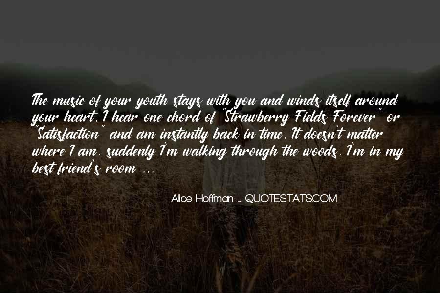 You're Forever In My Heart Quotes #1151157