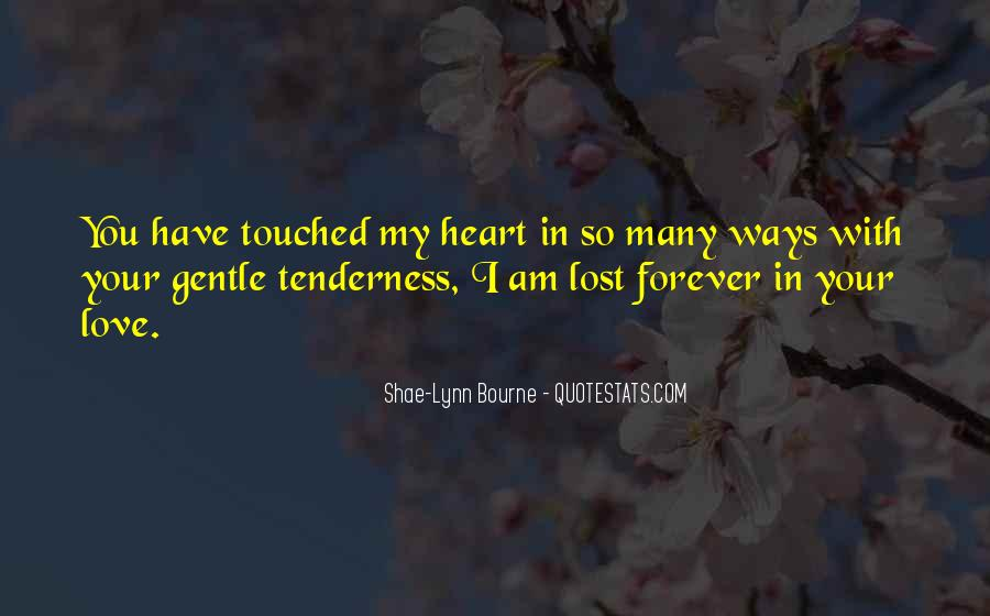 You're Forever In My Heart Quotes #838680