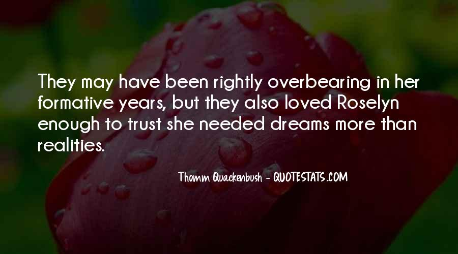 Quotes About Overbearing Parents #280831