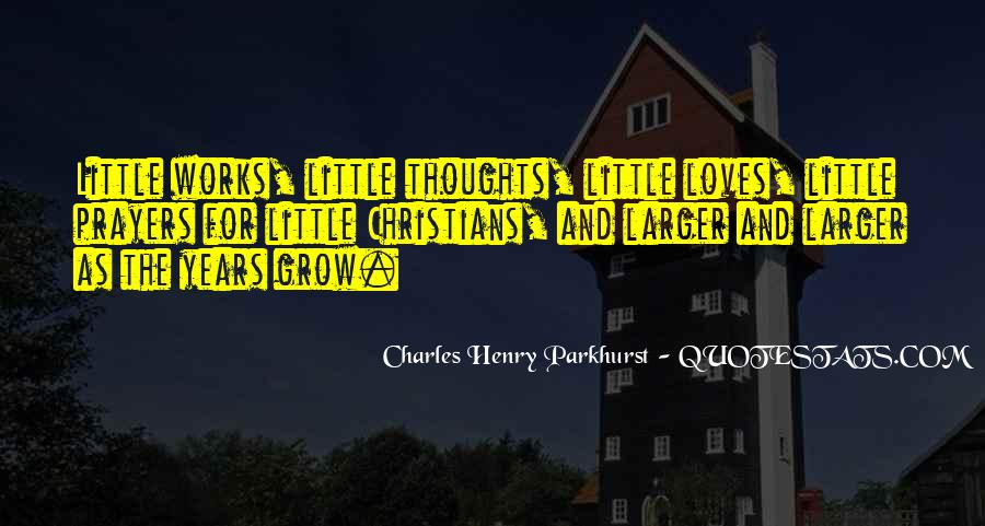 You're In Our Thoughts And Prayers Quotes #1093895