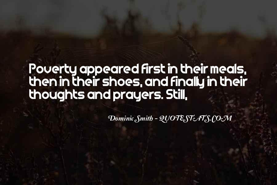 You're In Our Thoughts And Prayers Quotes #546824