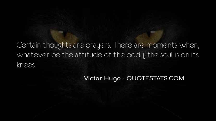 You're In Our Thoughts And Prayers Quotes #79702