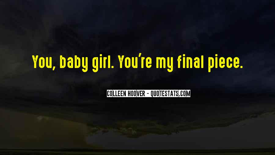 You're My Baby Quotes #1027758