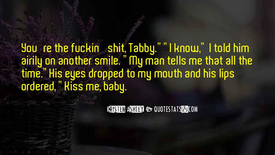 You're My Baby Quotes #1568412