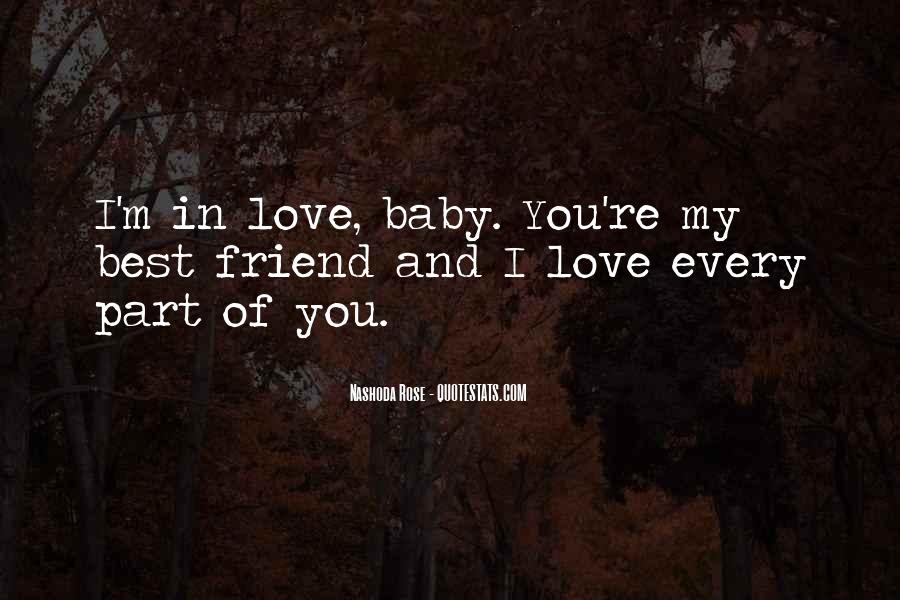You're My Baby Quotes #264243