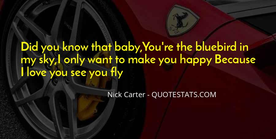 You're My Baby Quotes #932310