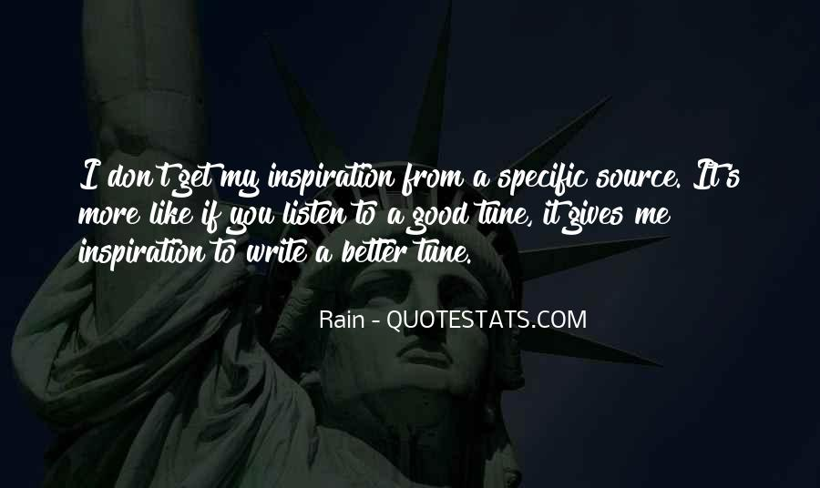 You're My Inspiration Quotes #707986