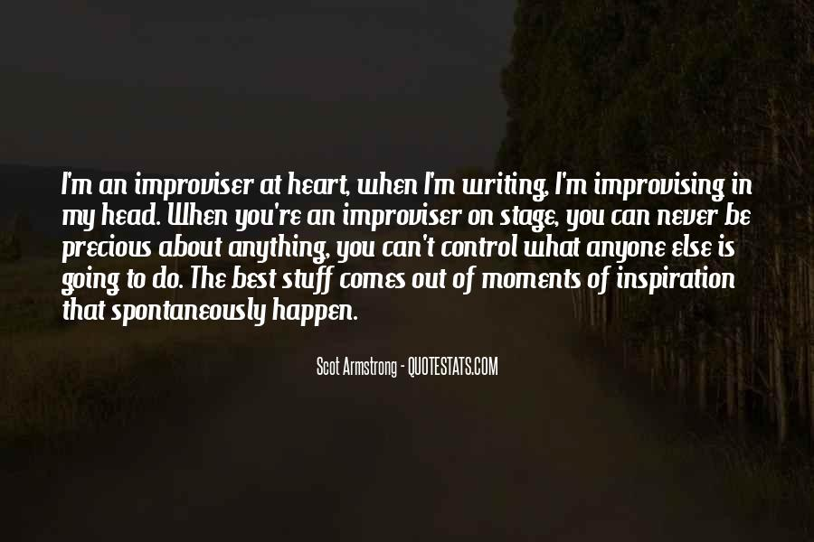 You're My Inspiration Quotes #746438