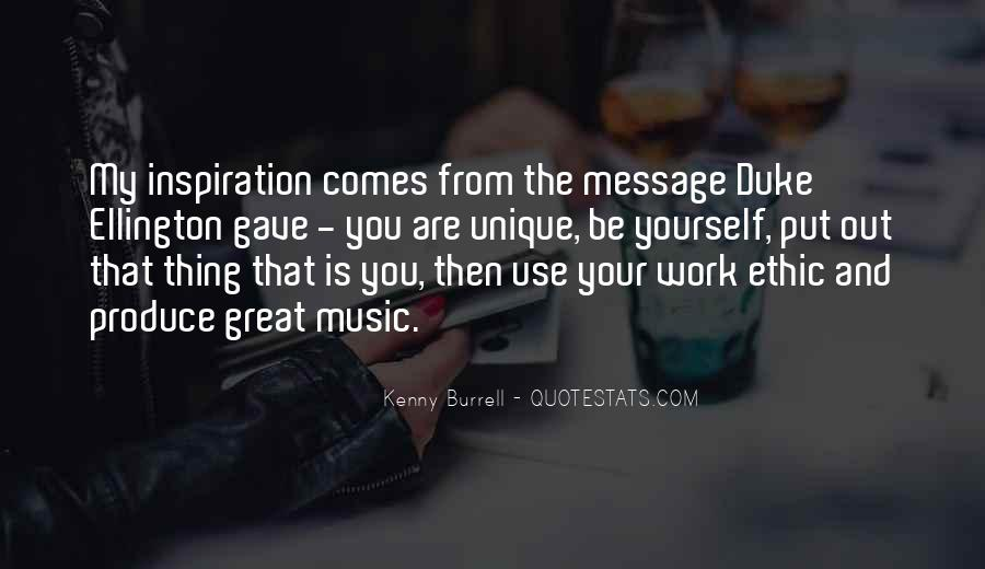 You're My Inspiration Quotes #761562