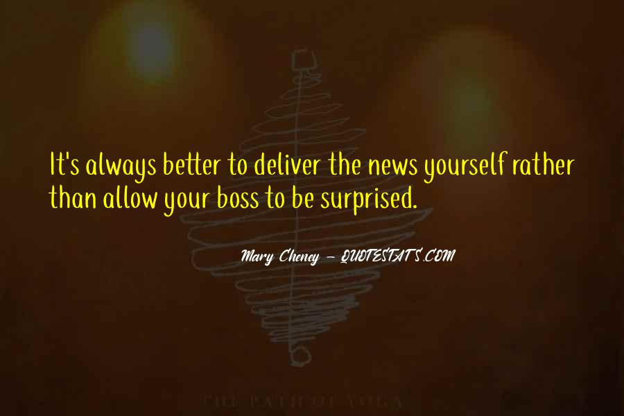 You're Not My Boss Quotes #17681