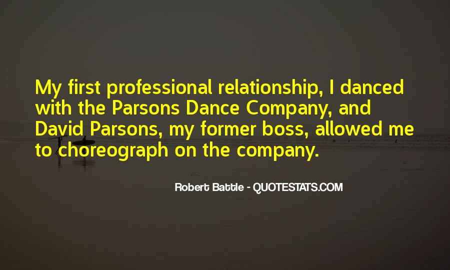 You're Not My Boss Quotes #36953