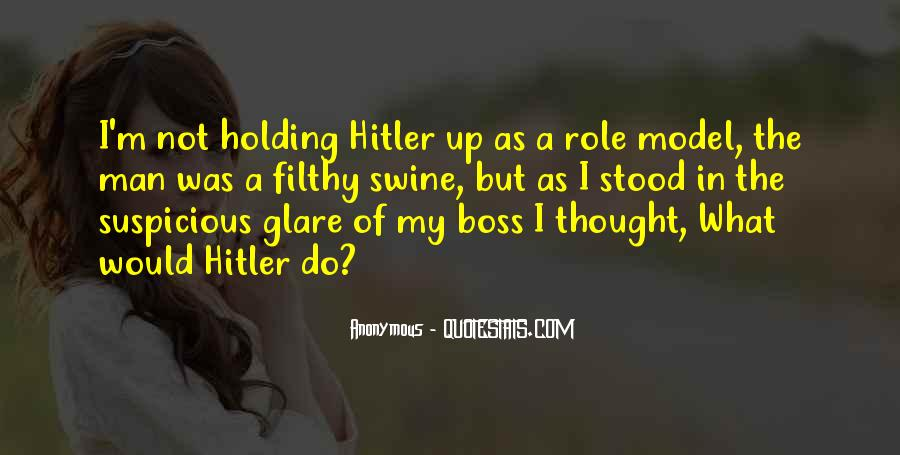 You're Not My Boss Quotes #433
