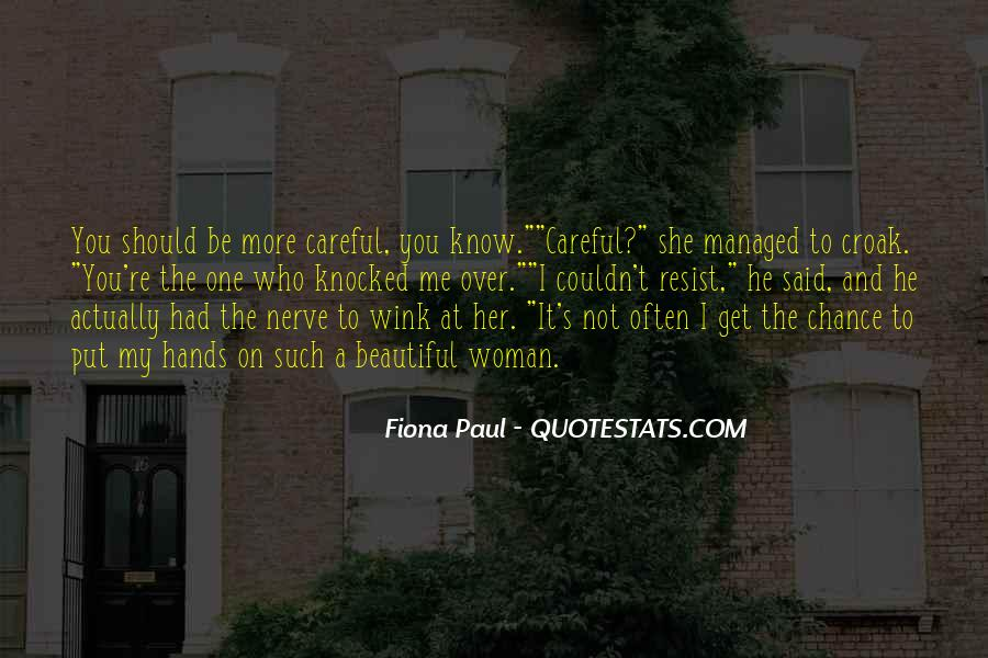 You're Not Over Her Quotes #1574822