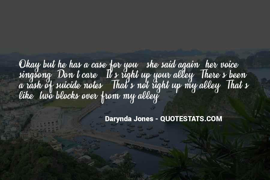 You're Not Over Her Quotes #293303