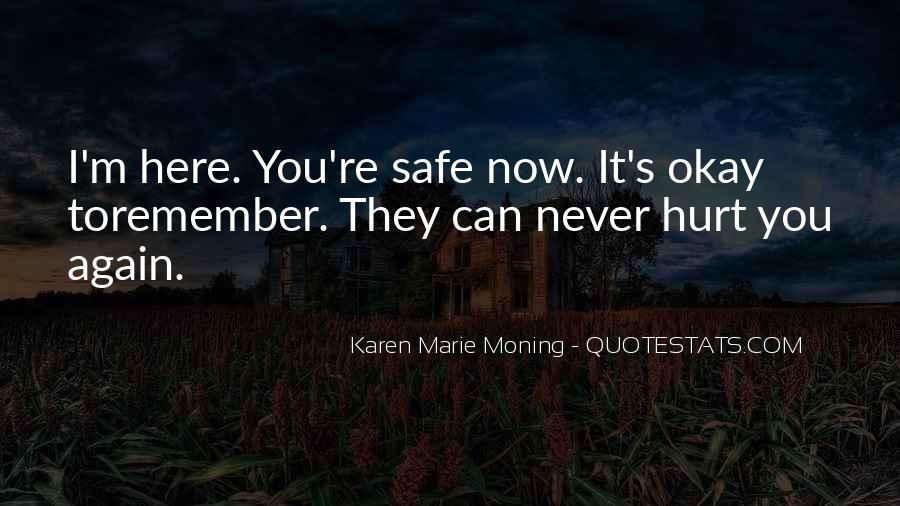 You're Okay Quotes #256334