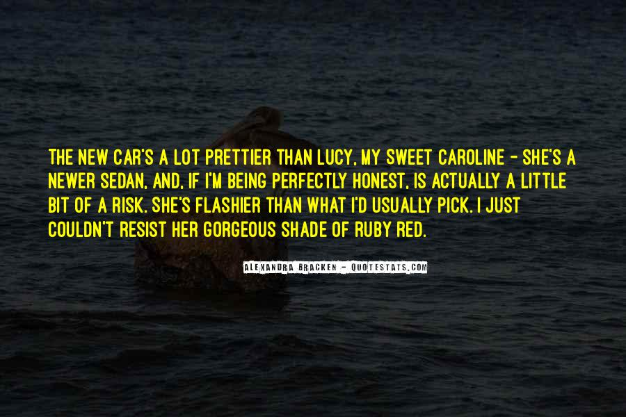 You're Prettier Than Quotes #120120