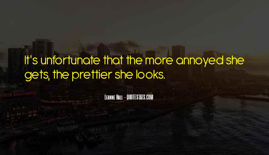 You're Prettier Than Quotes #210530
