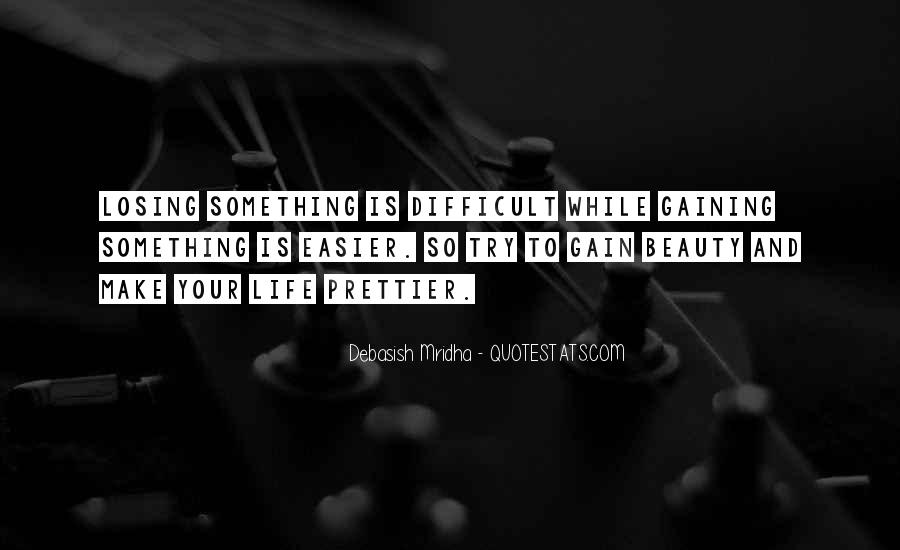 You're Prettier Than Quotes #349101